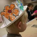 Hat making