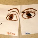 Portrait, study