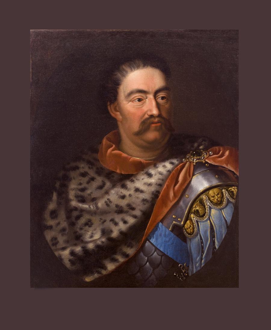 Jan III Sobieski (1629-1696) Polish King
