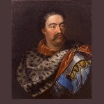 Jan Sobieski III (1629-1696) Polish King, the famous defender of Europe in the Battle of Vienna (against the Ottoman Empire) in 1683