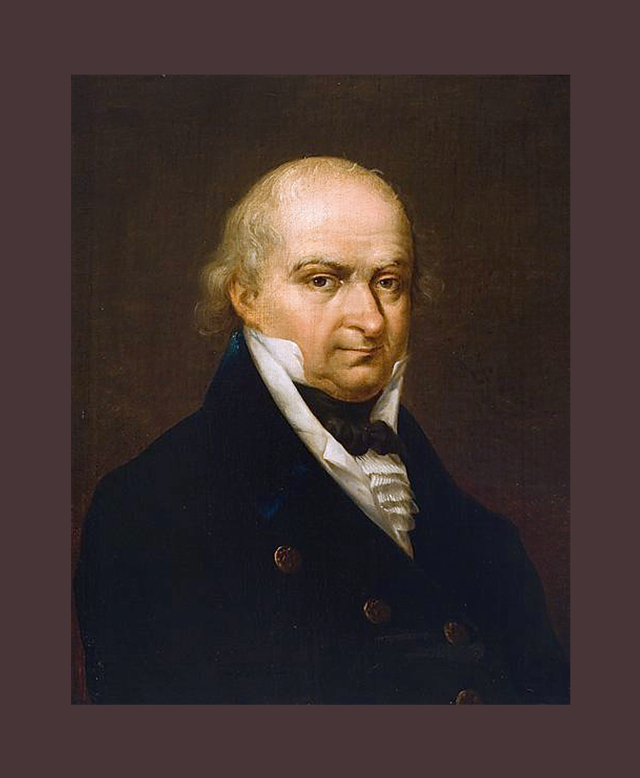 Jedrzej Sniadecki (1768-1838) Chemist, doctor, biologist, philosopher, one of the main organizers and head of the recently-created Wilno Medical-Surgical Academy.