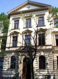 The Bartlomiej Nowodworski High School