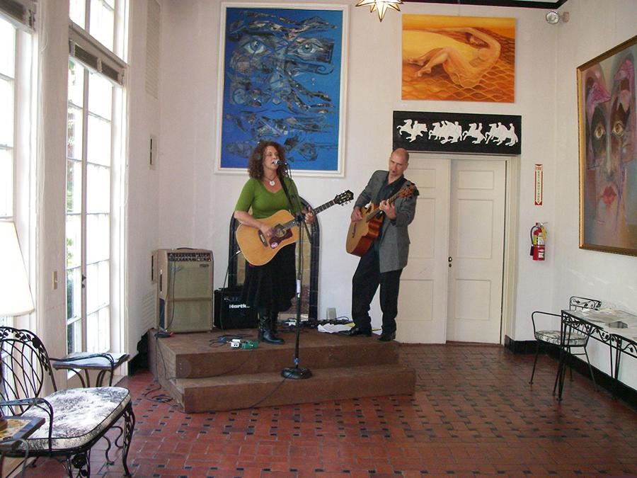 Kathleen Pemble and Nick Poholchuk