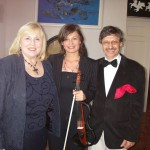 Christine Casey, Monika Gos and Jerzy Lesniak