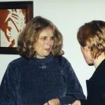 E. Mielicka with M. Decoursey