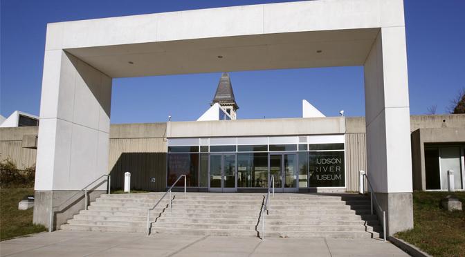 Hudson River Museum visit