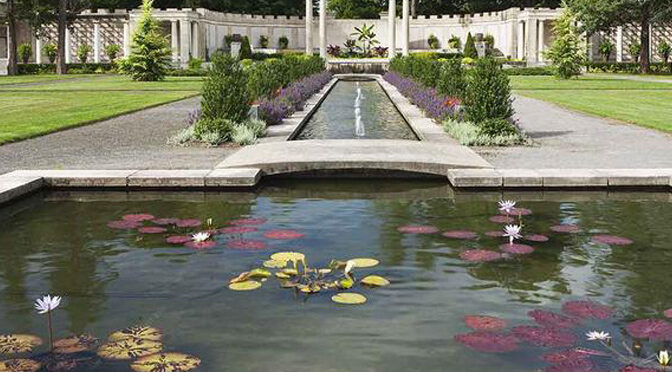 Exploring Untermyer Gardens in Yonkers