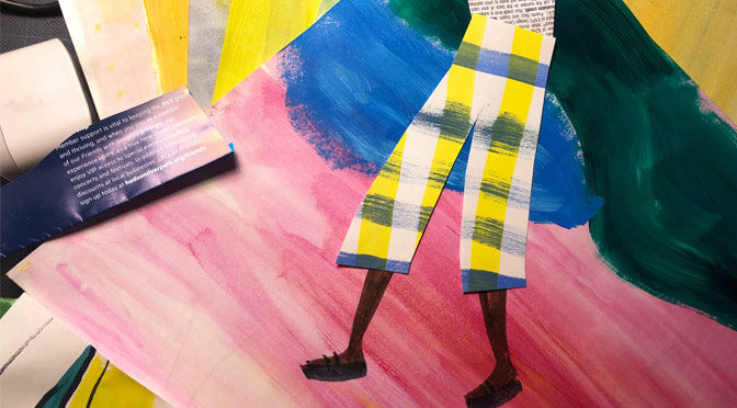 Fashion Design – Yonkers Quilt