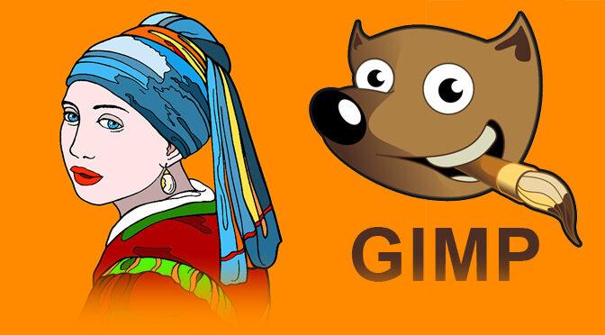 Learn GIMP. Thursday 6/3 at 4pm. Free Zoom Art Workshop